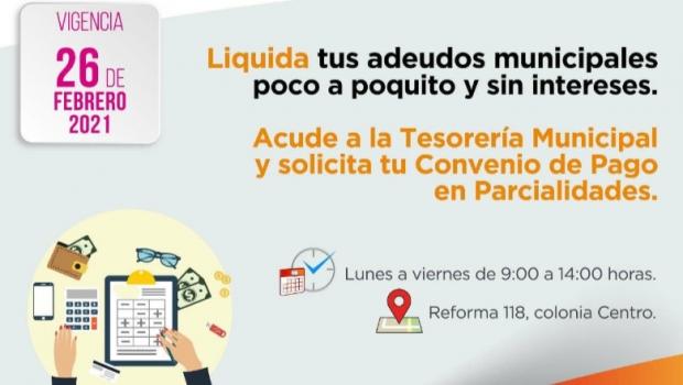 Anuncia Ayuntamiento de Puebla más estímulos fiscales para sector empresarial